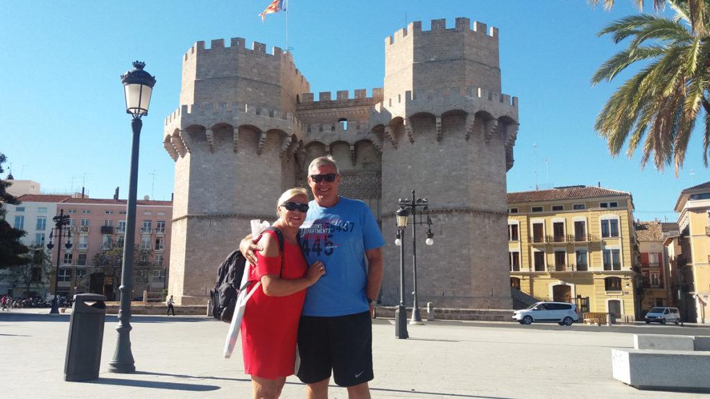 Valencija, Španija, september 2016
